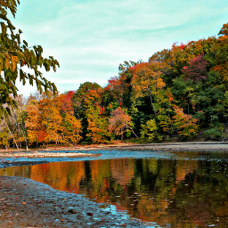 rockyriver metroparks cle cleveland fall