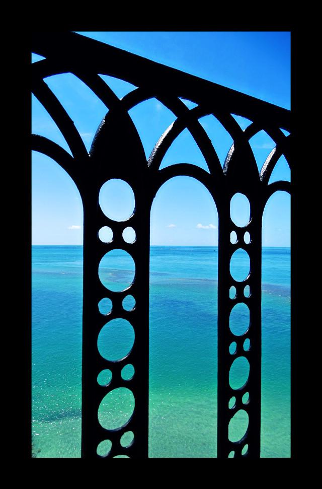 #miami #blue #naturelover #sea #beachlife #simple