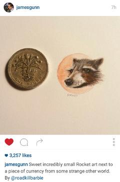 art painting miniature