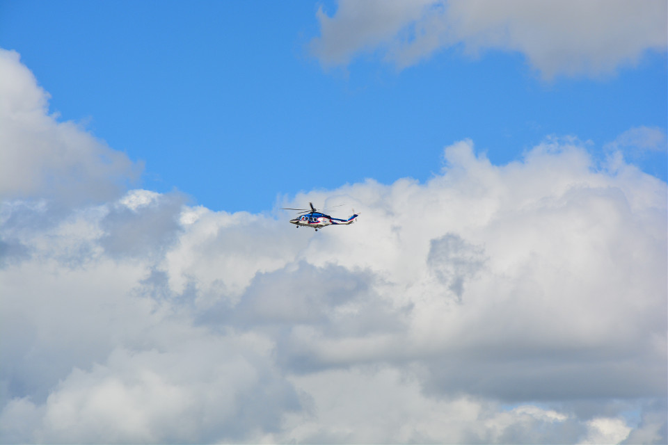 Daily Inspiration  #FarAway   #photography  #clouds   #chopper