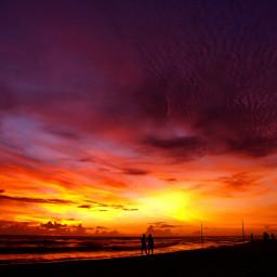 faraway modernaivazovsky sunset twillight emotions