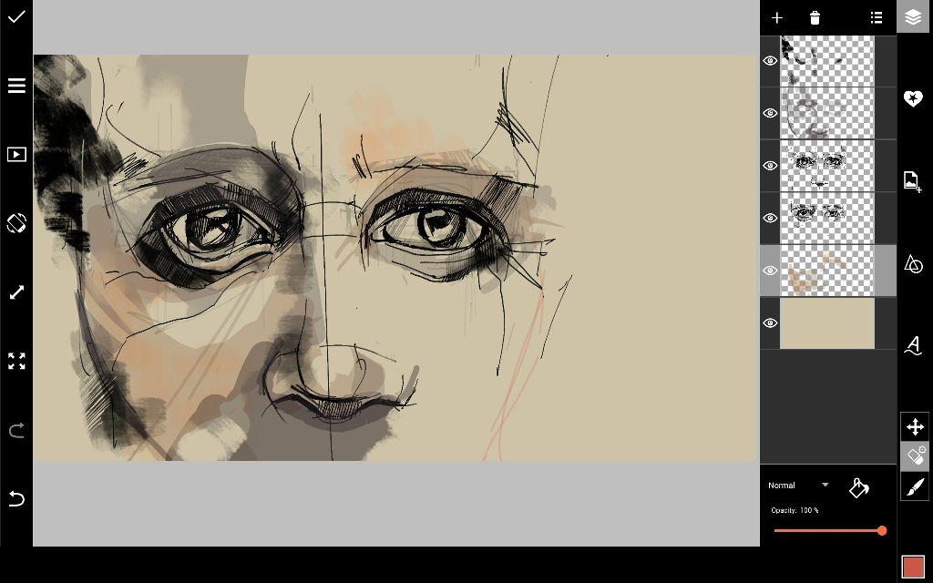 face color