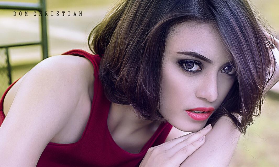 Simple to my art. #modelindonesia #fotonesia