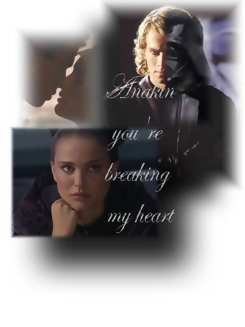 star wars anakin padme love quotes...