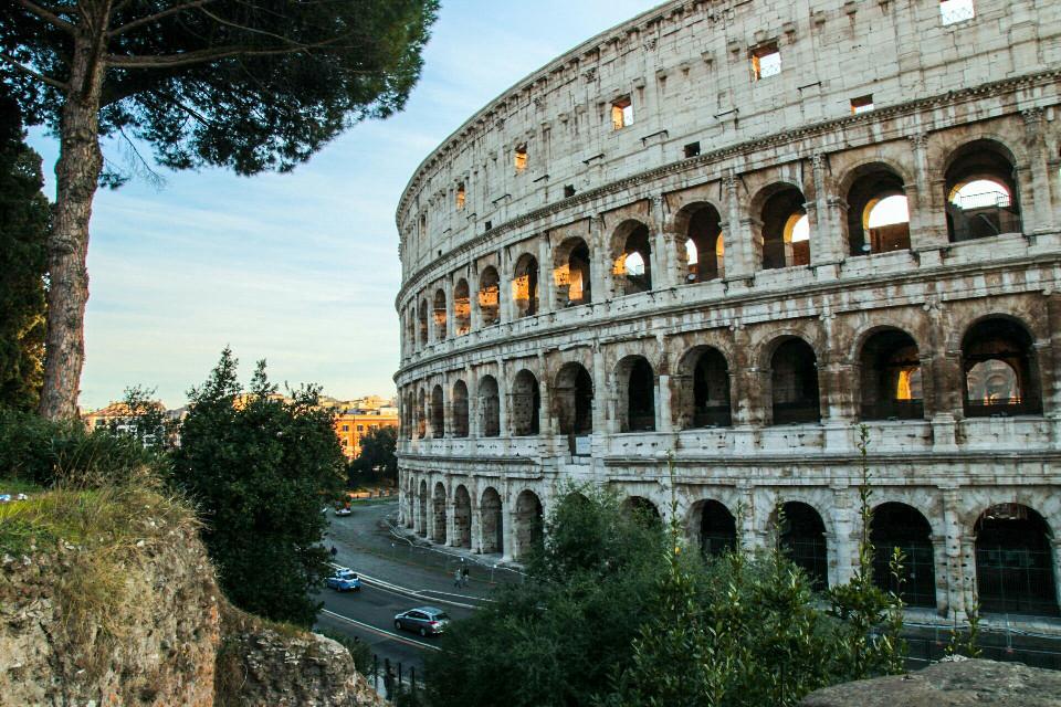 #rome #colosseo #photography #freetoedit