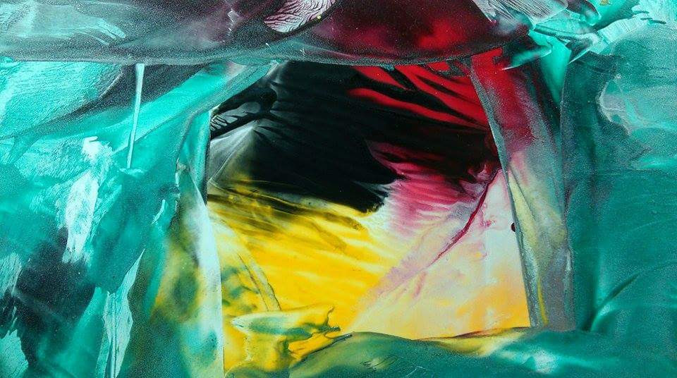 Art Therapy #colorful  #abstract