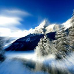 winter freetoedit snow frozen