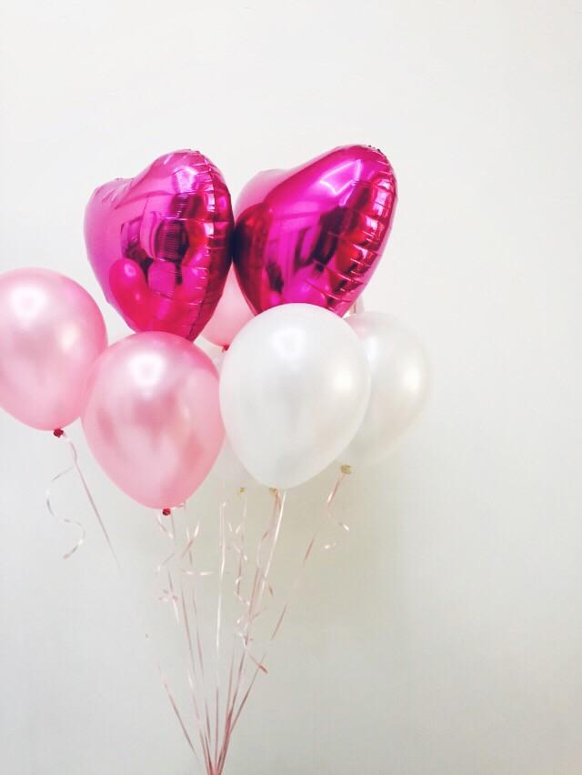 #balloon   #heart