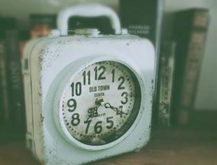 vintageeffect clock seafoam dodger vintage
