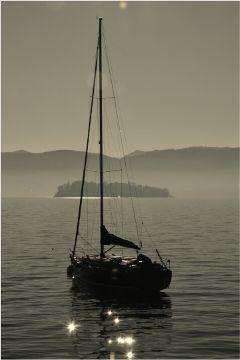 sepia freetoedit blackandwhite photography lake