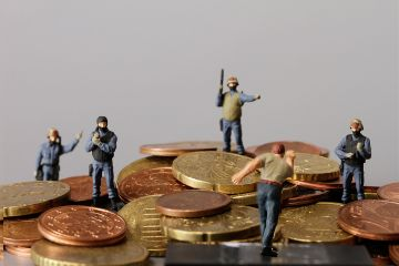 miniatur money