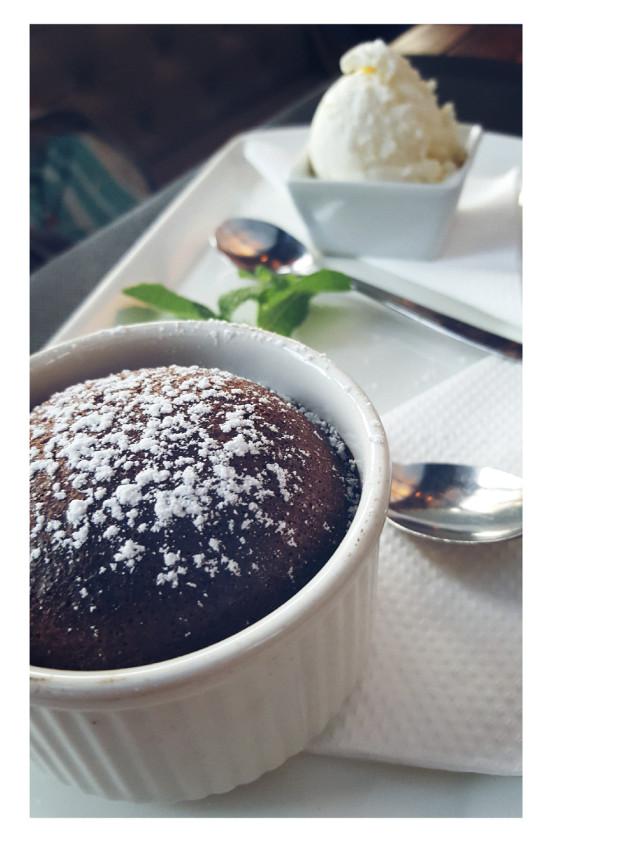 #chocolate  #souffle  #cake #icecream #food #dessert