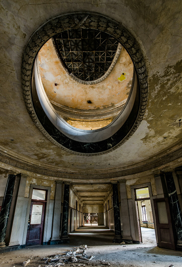 #abandoned #travel #tennessee #haikyo #urbex