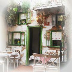 travel restaurant old vintage photography