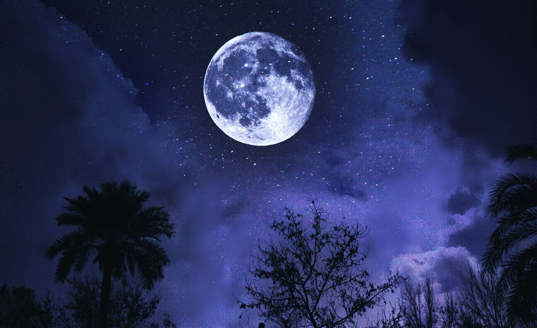 Good night fellas !!! #Lunar #moon #nightsky #stars