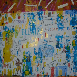 art artist modern abstract basquiat banksy words word writing artists basilgentleman expressionism history ancient