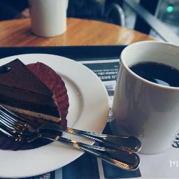 emotions food coffee cake spring