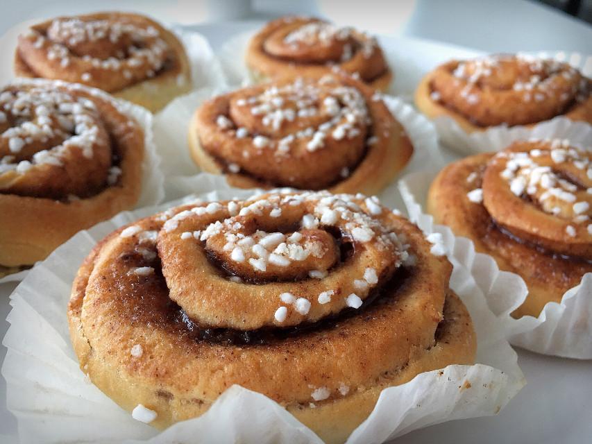 #cinammon #buns #perfect #yummy #sweet
