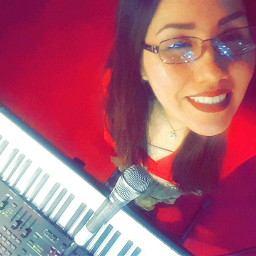 play piano sing ismylife