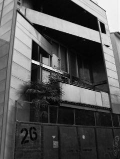numbers blackandwhite architecture