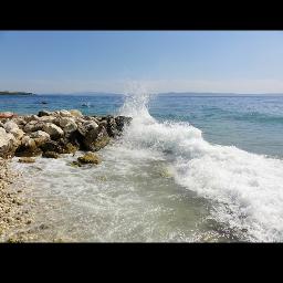 summer hrvatska beach