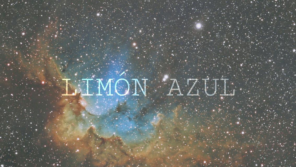Limón Azul :v #FreeToEdit  #youtube #universe #vintage #photography #nature