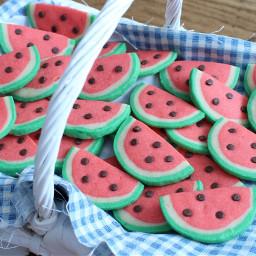 watermeloncookies baker watermelon cookies
