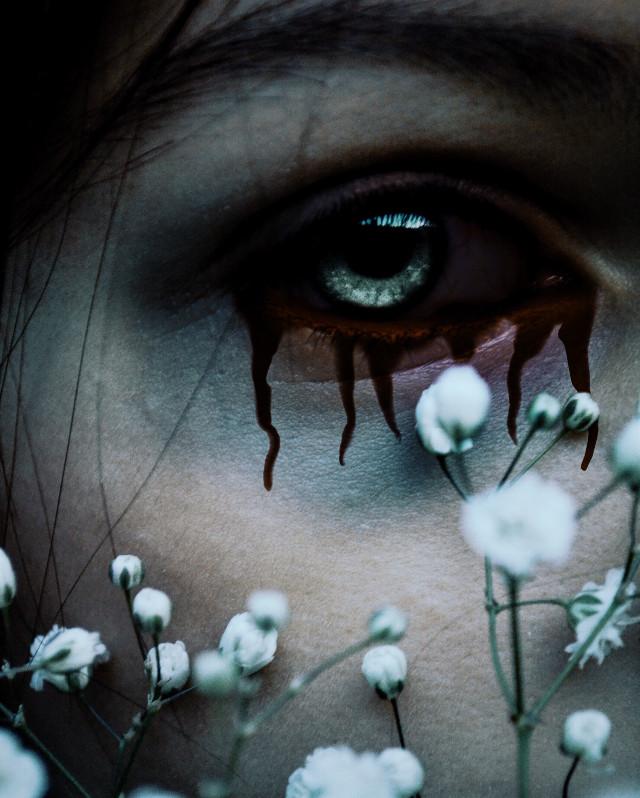 x #interesting #blood #dark #creepy #idk