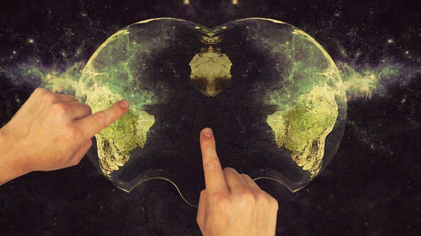 wapearthinhands earth hand science study