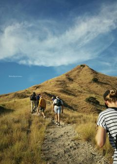 wppvacation cliff mountain islands komodo