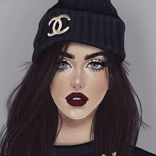 1000 awesome girly m images on picsart for Girly tumblr drawings