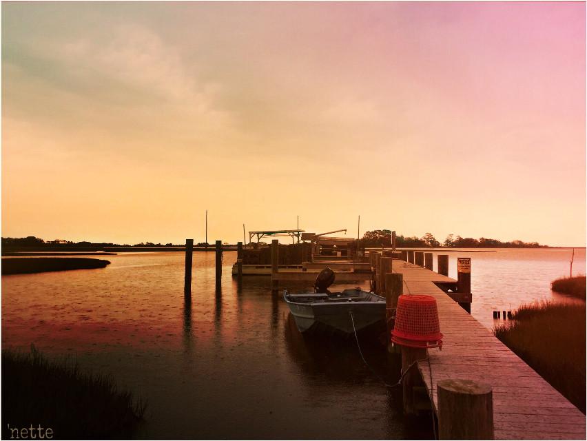 #colorgradient #paphotochallenge #dock #fishingboats #chesapeakebay #myoriginalphoto