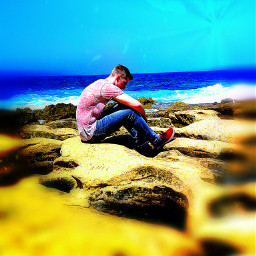 dailysummerdream beach water beachboy colorful