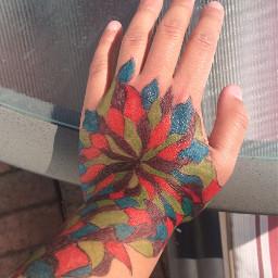 art interesting penart penna colorful