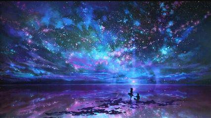 freetoedit sky stars dance
