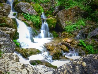 summer holydays longexposure photography waterfalls