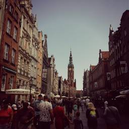 gdańsk townhall vacation2016 gda
