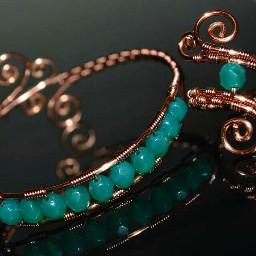 art jewellery handmadejewelry wirejewelry wirewrapped