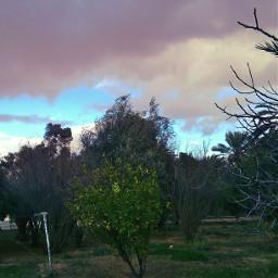 clouds blue_sky freetoedit